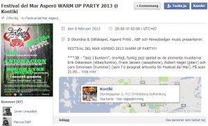 Facebook del mar 2013